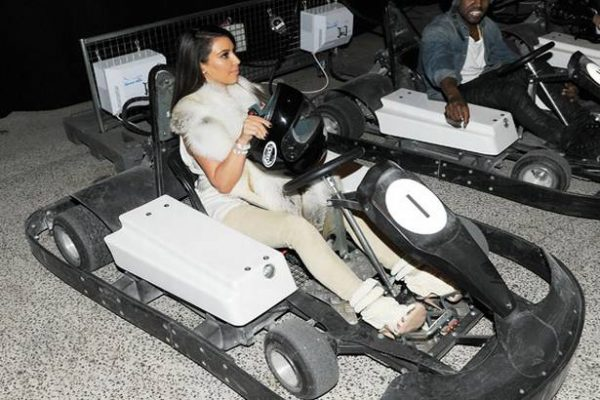 kanye-and-kim-in-gokarts-600x400